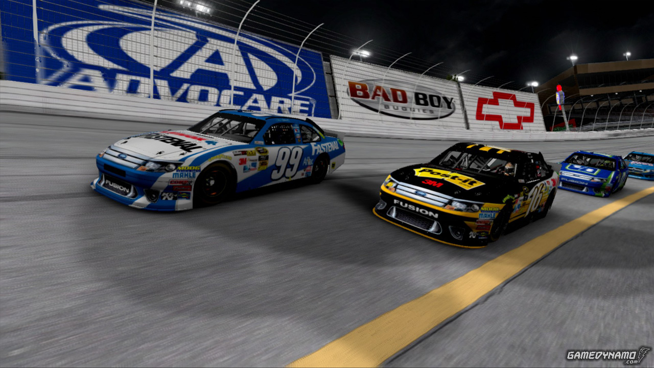 Full Achievement & Trophy list and new screenshots for NASCAR The Game: Inside Line (PS3, Xbox 360, Wii)