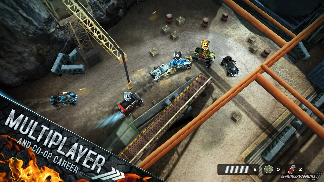 Death Rally (PC) Review Screenshots