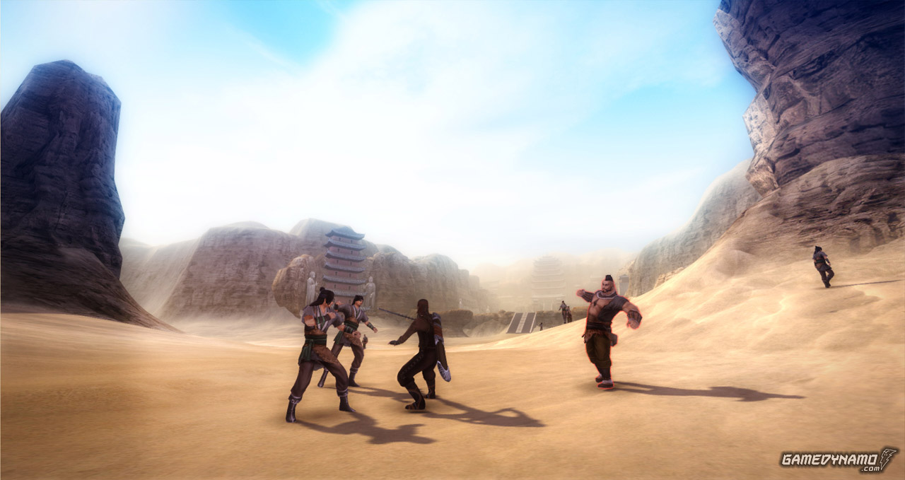 Five reasons to look forward to Age of Wushu