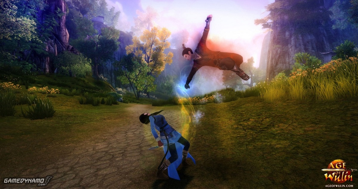 Age of Wushu (PC) Preview Screenshots