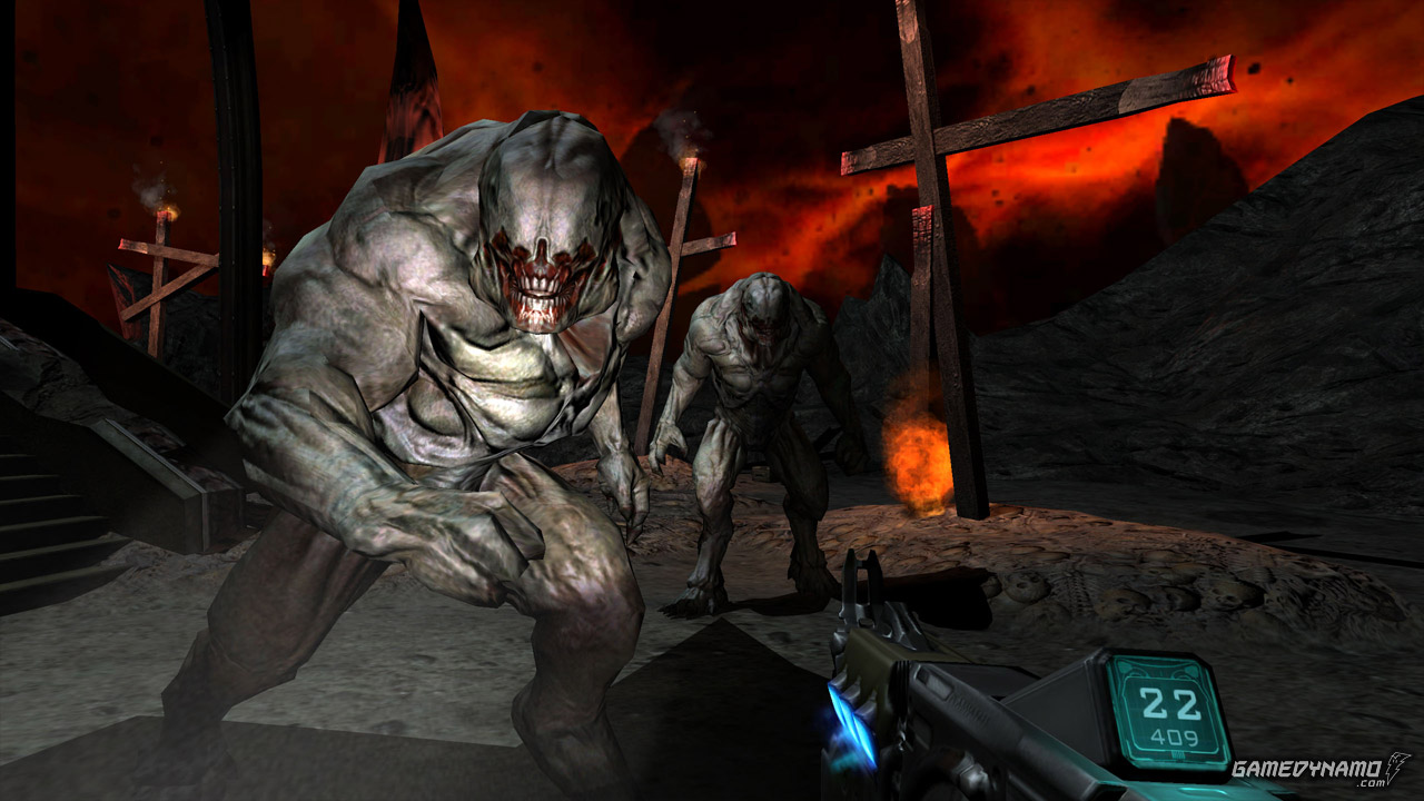 DOOM 3 BFG Edition (PC, PS3, Xbox 360) Preview Screenshots