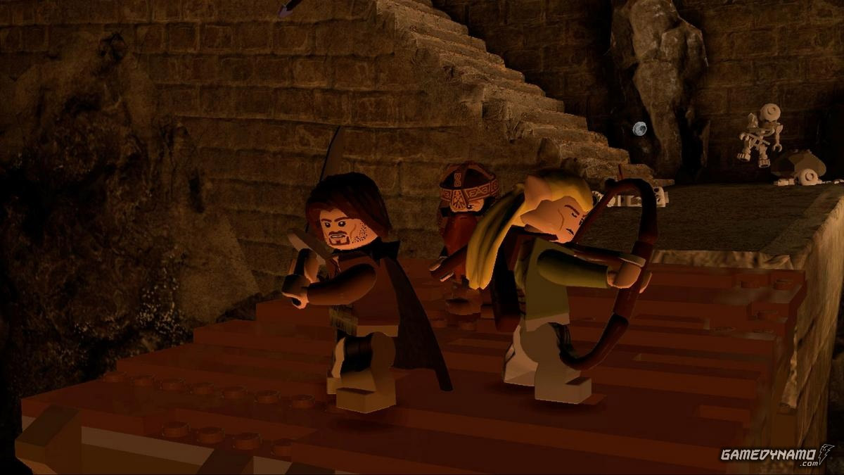 LEGO The Lord of the Rings (3DS, DS, PS3, PS Vita, PC, Wii, Xbox 360) Review Screenshots