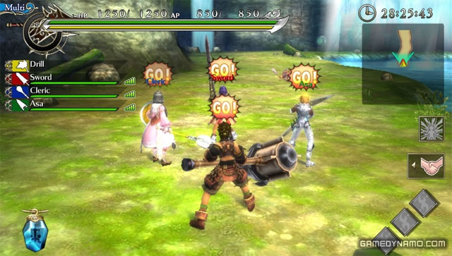 Ragnarok Odyssey (Vita) Review Screenshots