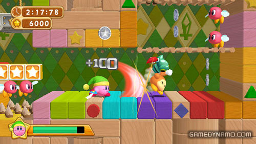 Kirby's Dream Collection (Wii) Review Screenshots