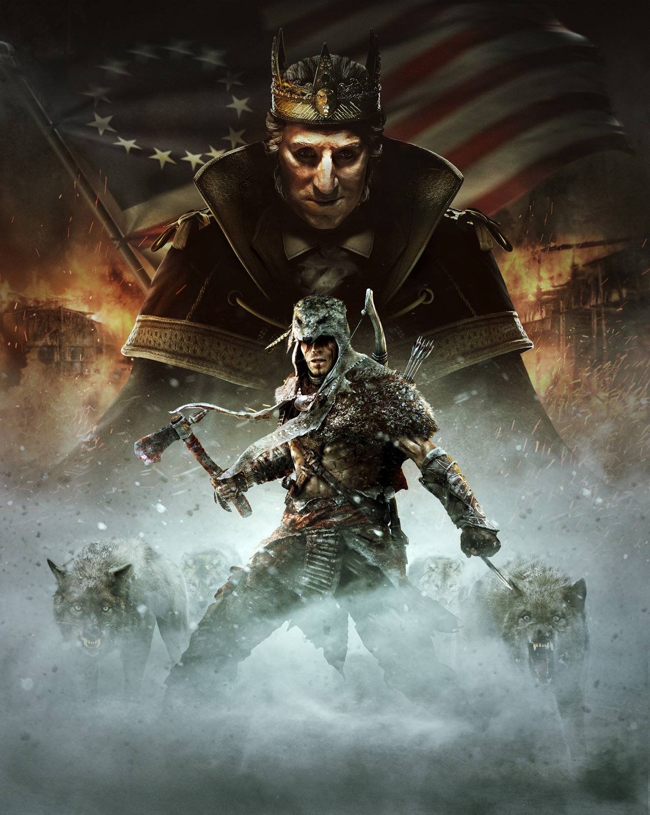 Assassin's Creed III 'Tyranny of King Washington: The Infamy' DLC release date set