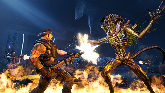 SEGA and Gearbox announce 'Escape Mode' for Aliens: Colonial Marines' multiplayer