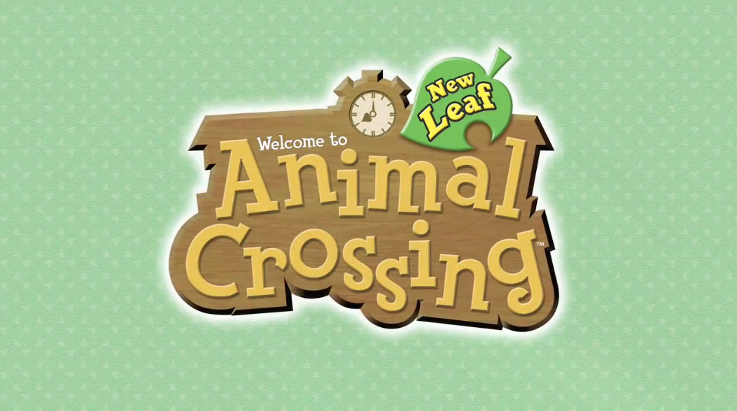 Animal Crossing: New Leaf for 3DS is official; gameplay trailer inside