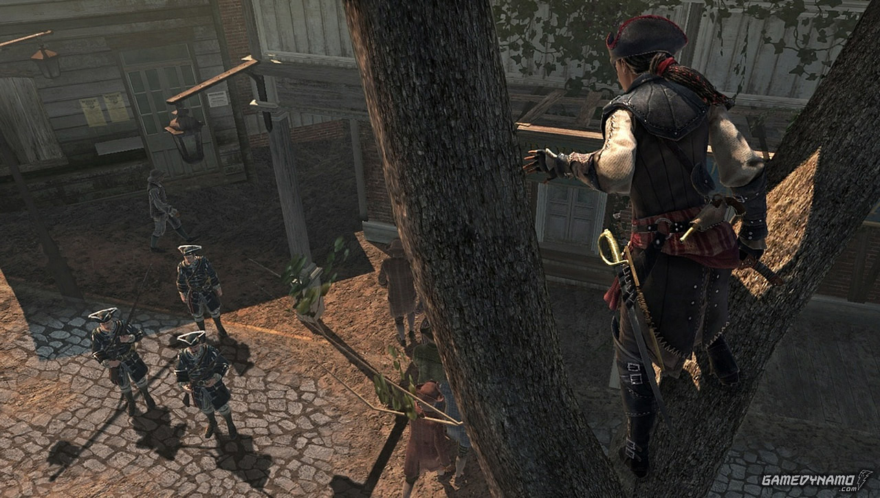 Assassin's Creed III: Liberation story trailer details Aveline's background
