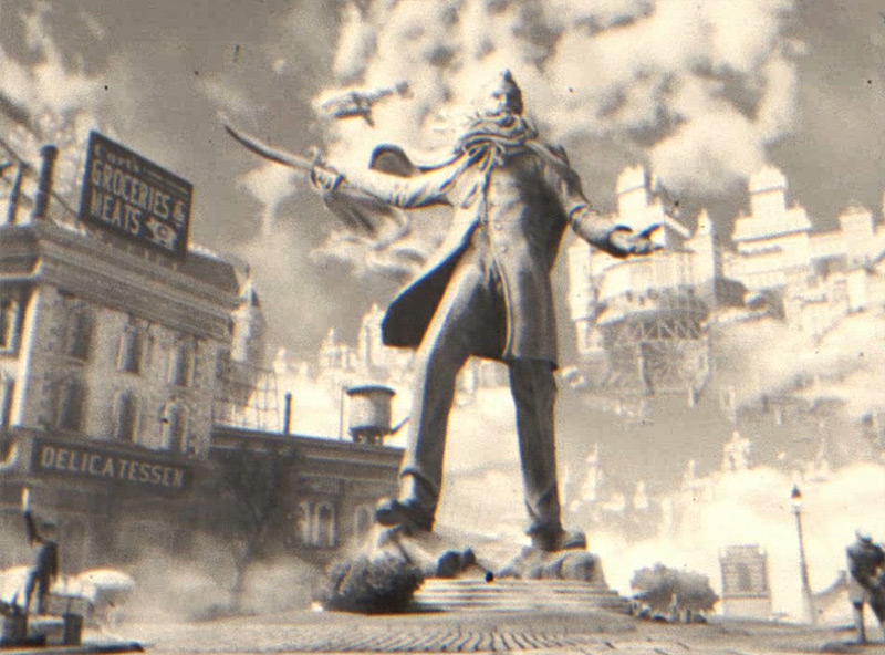BioShock Infinite's new trailer: 'Columbia: A Modern Day Icarus?'