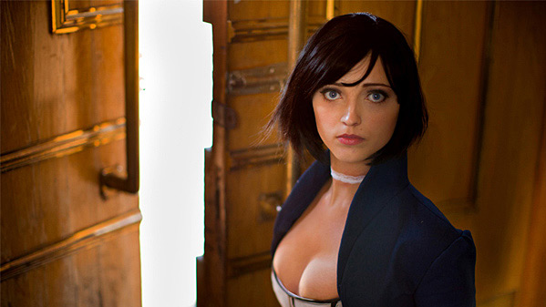 Russian BioShock Infinite cosplayer becomes Irrational Games' official face of Elizabeth