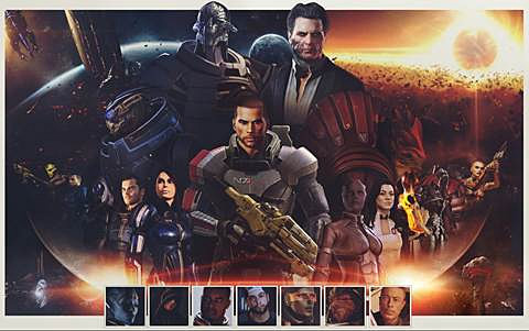 BioWare to celebrate the Mass Effect franchise with fans during tomorrow's 'N7 Day'