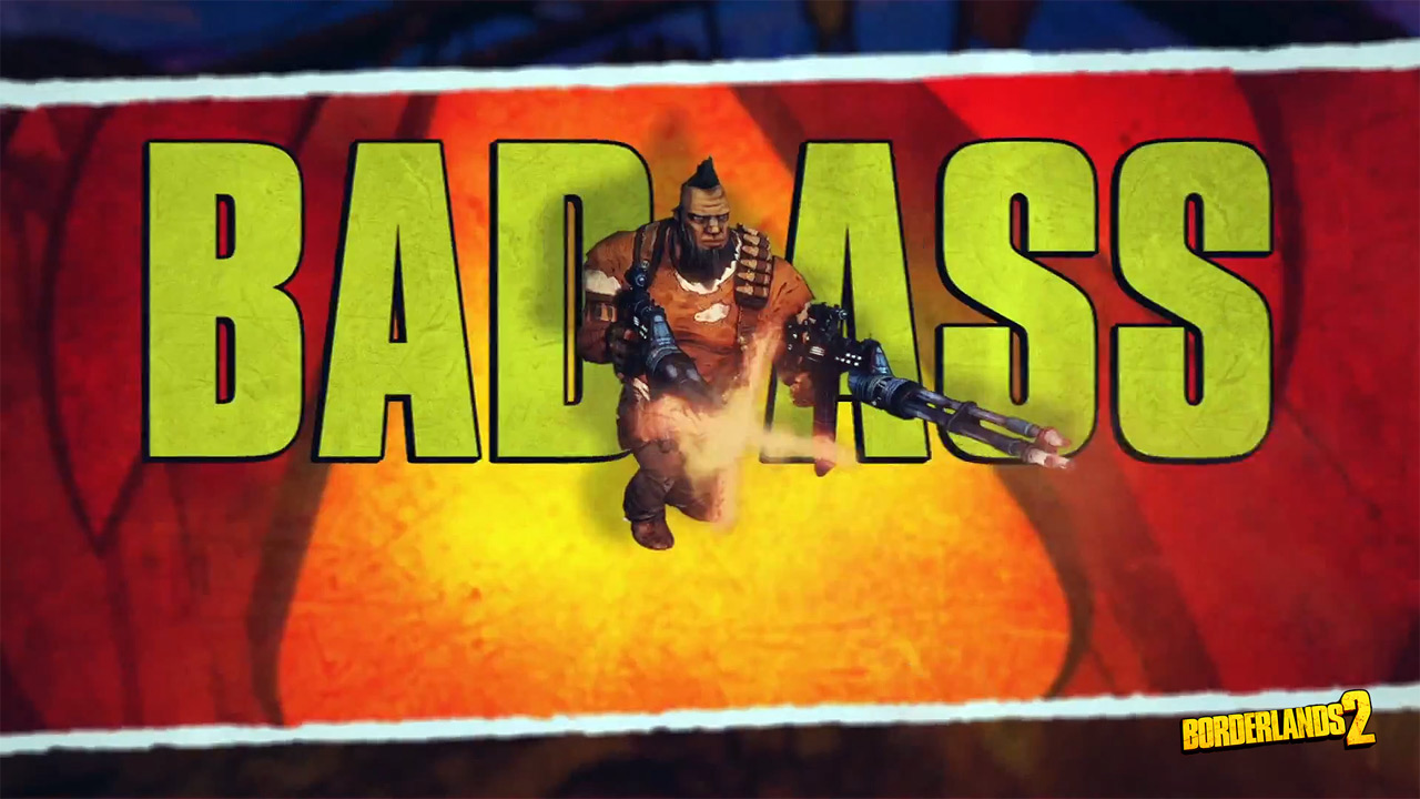 how to get rid of say in borderlands console