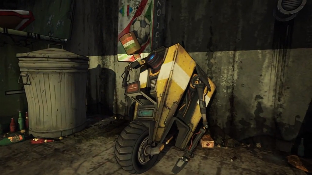 Game News: Borderlands' Claptrap Web Series is back for Season 2