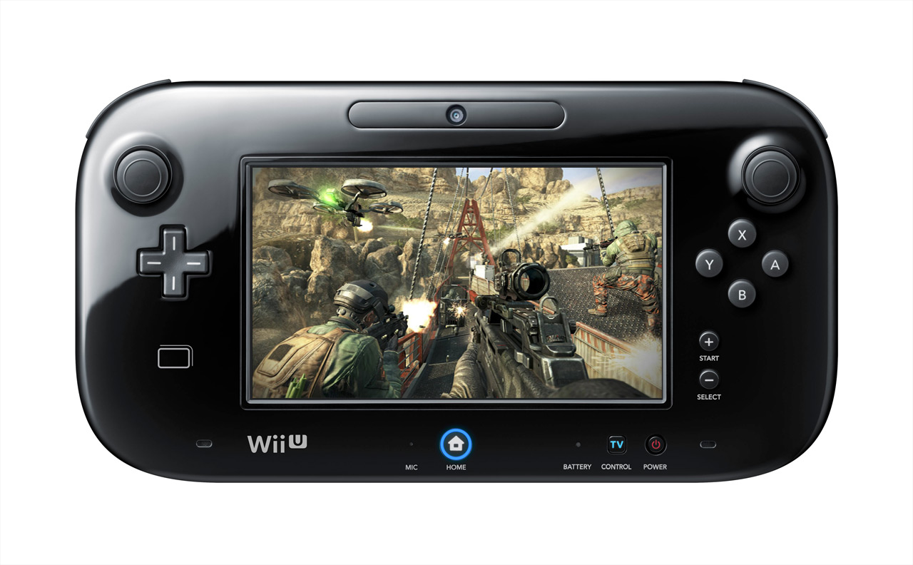 Call of Duty: Black Ops 2 Wii U GamePad screenshots