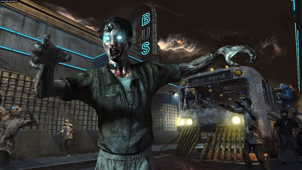 Call of Duty: Black Ops 2 Wii U Zombies screenshots