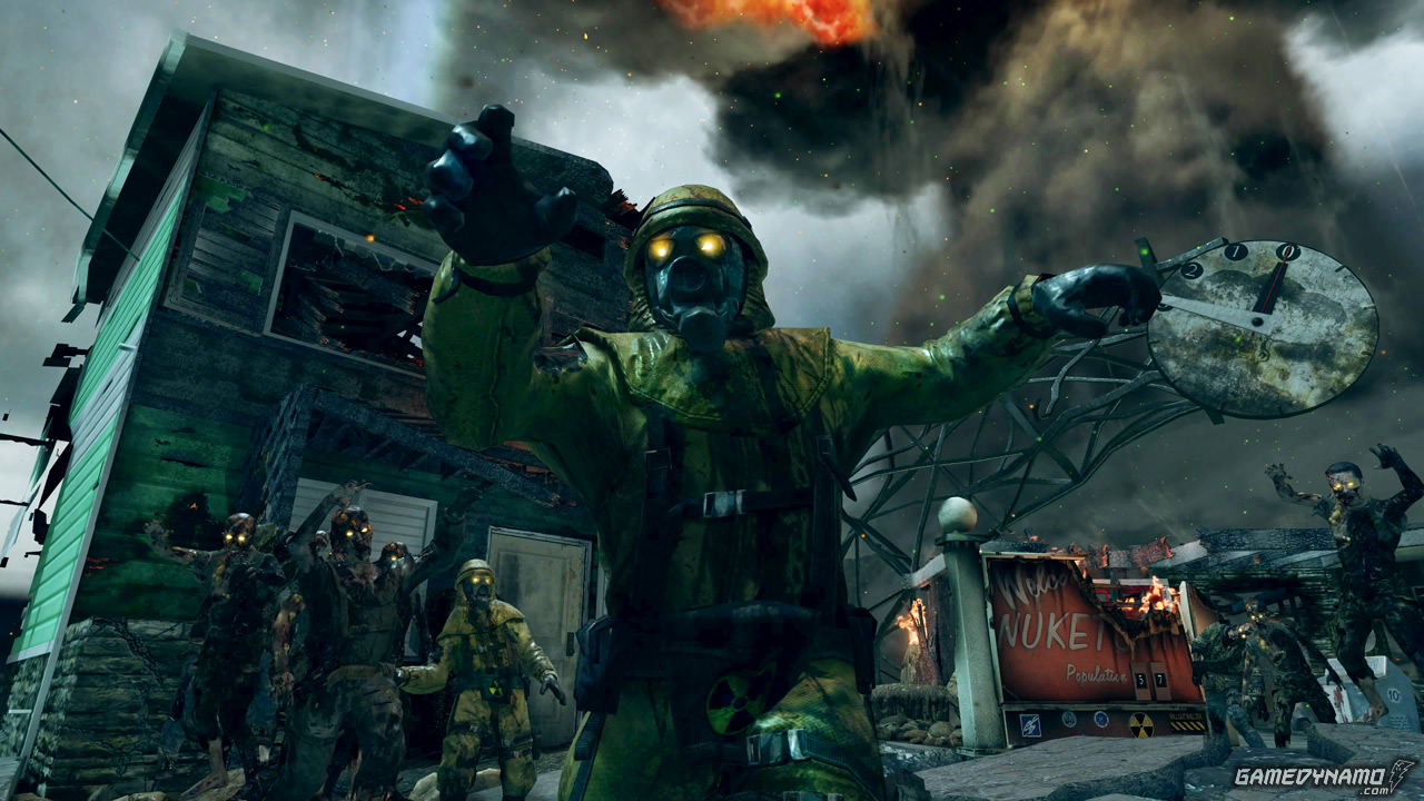 Nuketown Zombies bonus map for COD: Black Ops II is coming to Season Pass subscribers starting in December