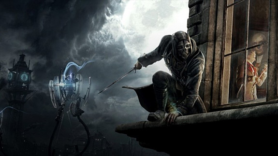 New gameplay trailer for Dishonored's 'Dunwall City Trials' DLC