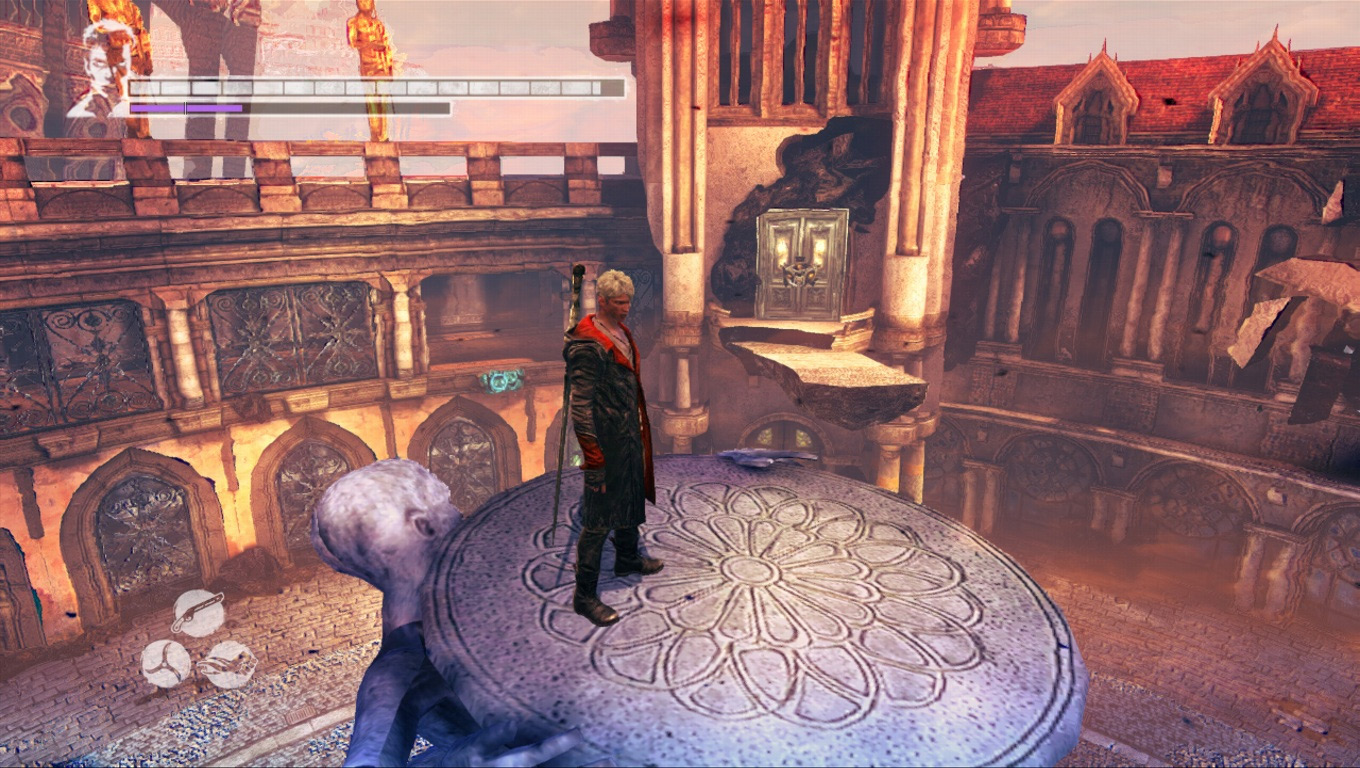 Copper, Gold, Ivory, and Argent keys and secret doors for DmC Devil May Cry Missions 1, 2 & 3