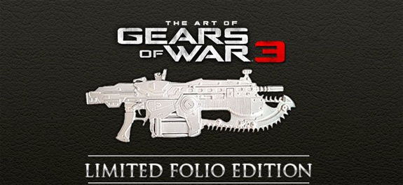Gears of War: Judgment's Limited Folio Edition