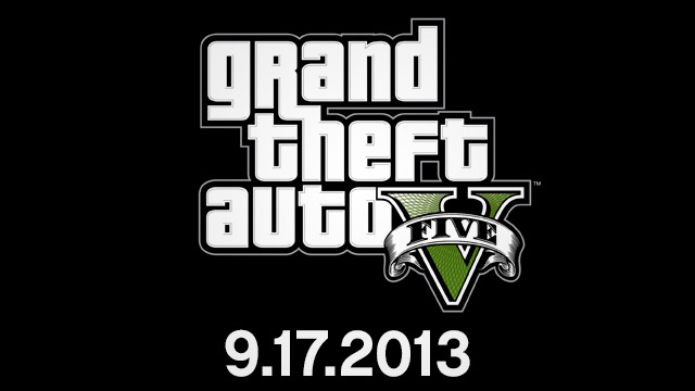 Rockstar Games announces GTA V release date