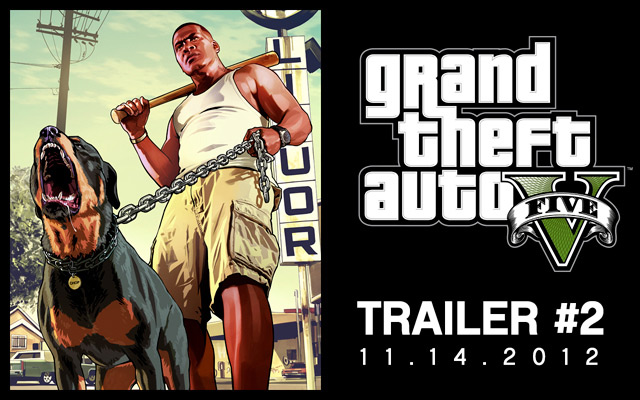 Rockstar Games dates GTA V trailer #2