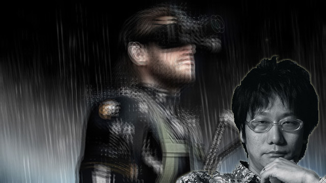 Hideo Kojima is looking beyond the Metal Gear franchise