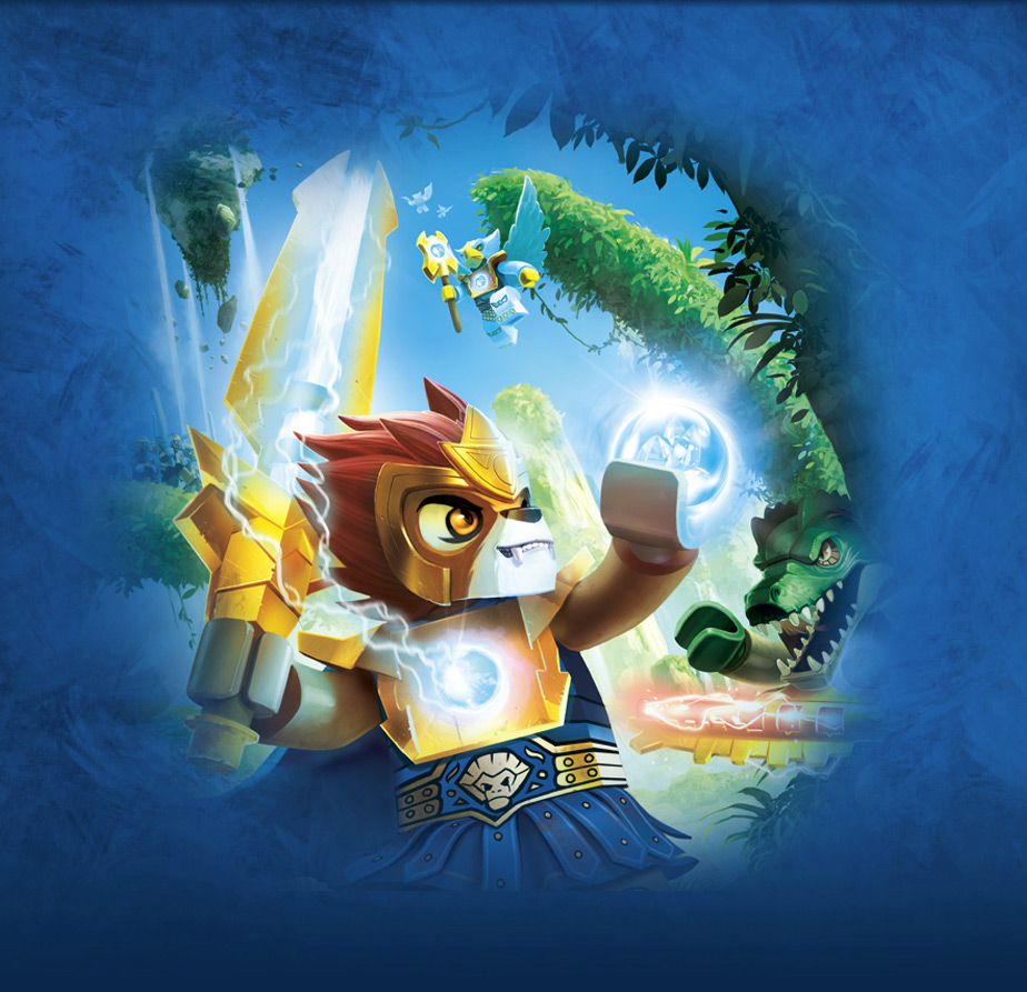 Warner Bros. to bring three LEGO Legends of Chima games to multiple platforms in 2013