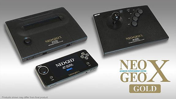The rebirth of Neo-Geo is almost here; Neo-Geo X video inside