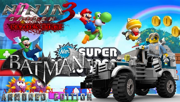 Nintendo Wii U launch titles list revealed; 51 games in four months