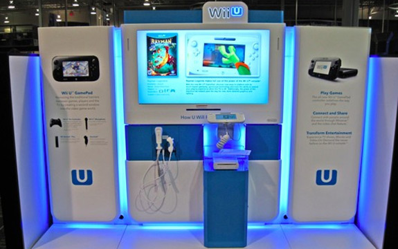 5,000 Wii U sampling stations headed to retailers across the United States
