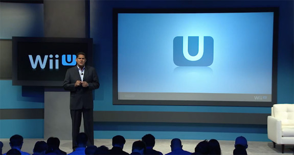 Nintendo Wii U preview New York City press conference video in its entirety