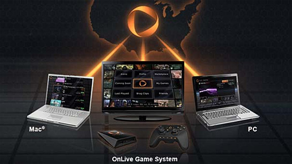 OnLive  debt reached in excess of $30 million