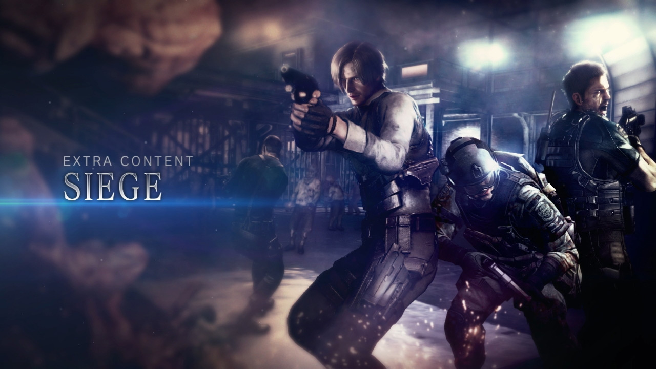 Resident Evil 6 for PC to get exclusive mode; all platforms set for Siege mode