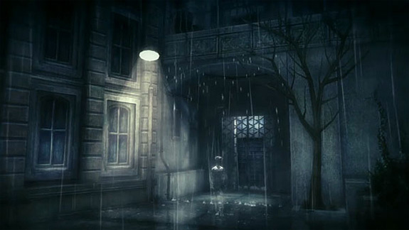 Sony PlayStation Network's Rain for PS3 from SCE Japan Studios