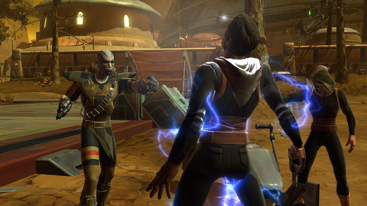 Star Wars: The Old Republic goes free-to-play in one week