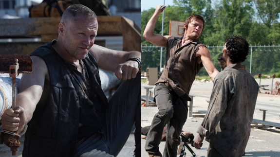 Reedus and Rooker to reprise roles in Activision's The Walking Dead: Survival Instinct
