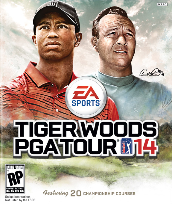 EA Sports announces Tiger Woods PGA Tour 14; features Arnold Palmer and 20 championship courses