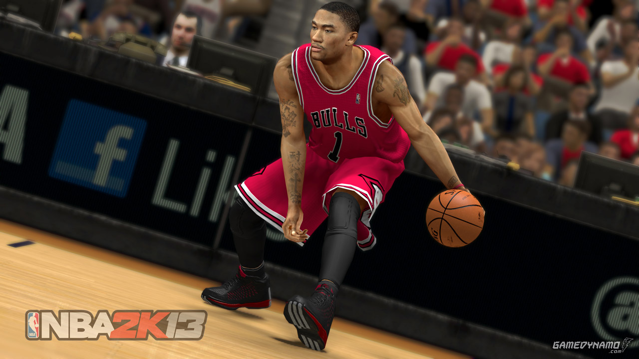 NBA 2K13 (PC, PS3, Xbox 360) Review Screenshots
