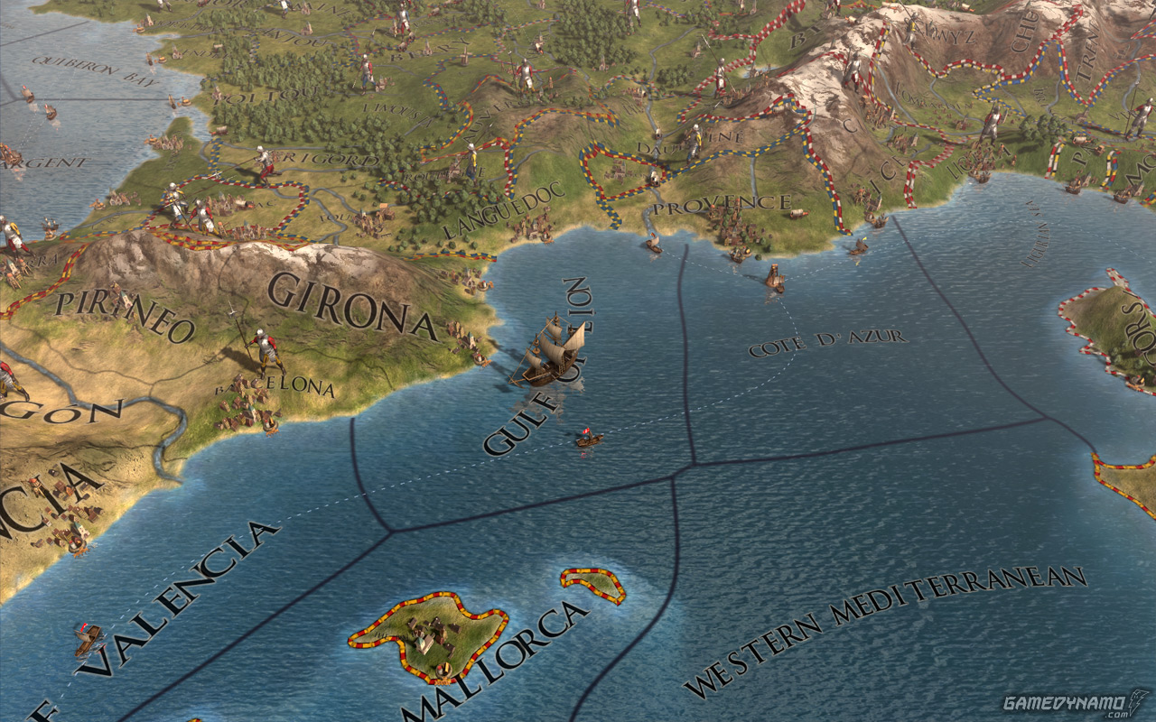 Europa Universalis IV screenshots (PC, Windows, EUIV, EU4)