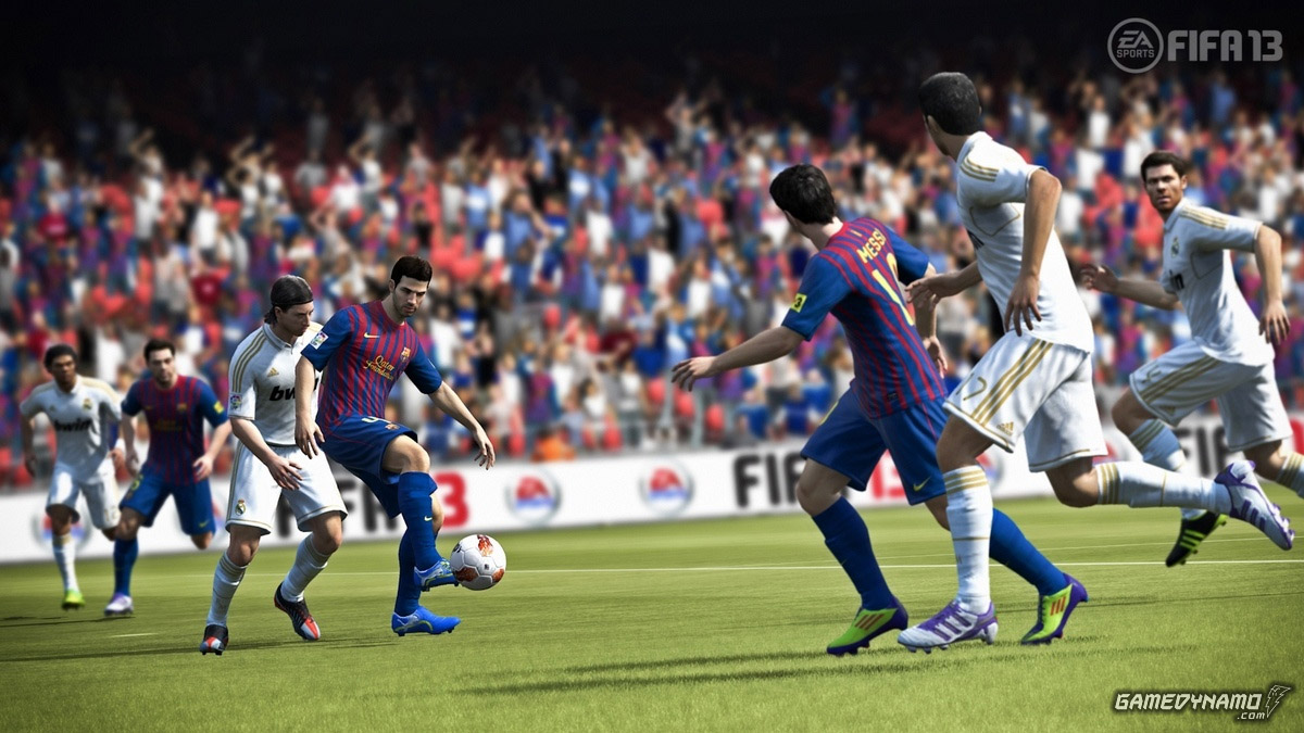 FIFA Soccer 13 (PC, PS3, Xbox 360) Review Screenshots