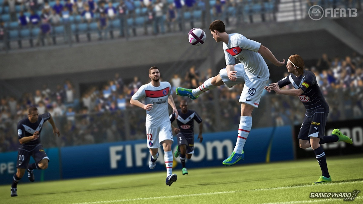FIFA Soccer 13 (PS3, Xbox 360) Preview Screenshots