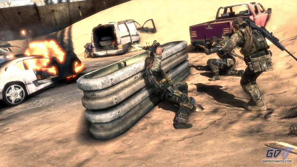 Spec Ops: The Line (PC, PS3, Xbox 360) Review Screenshots