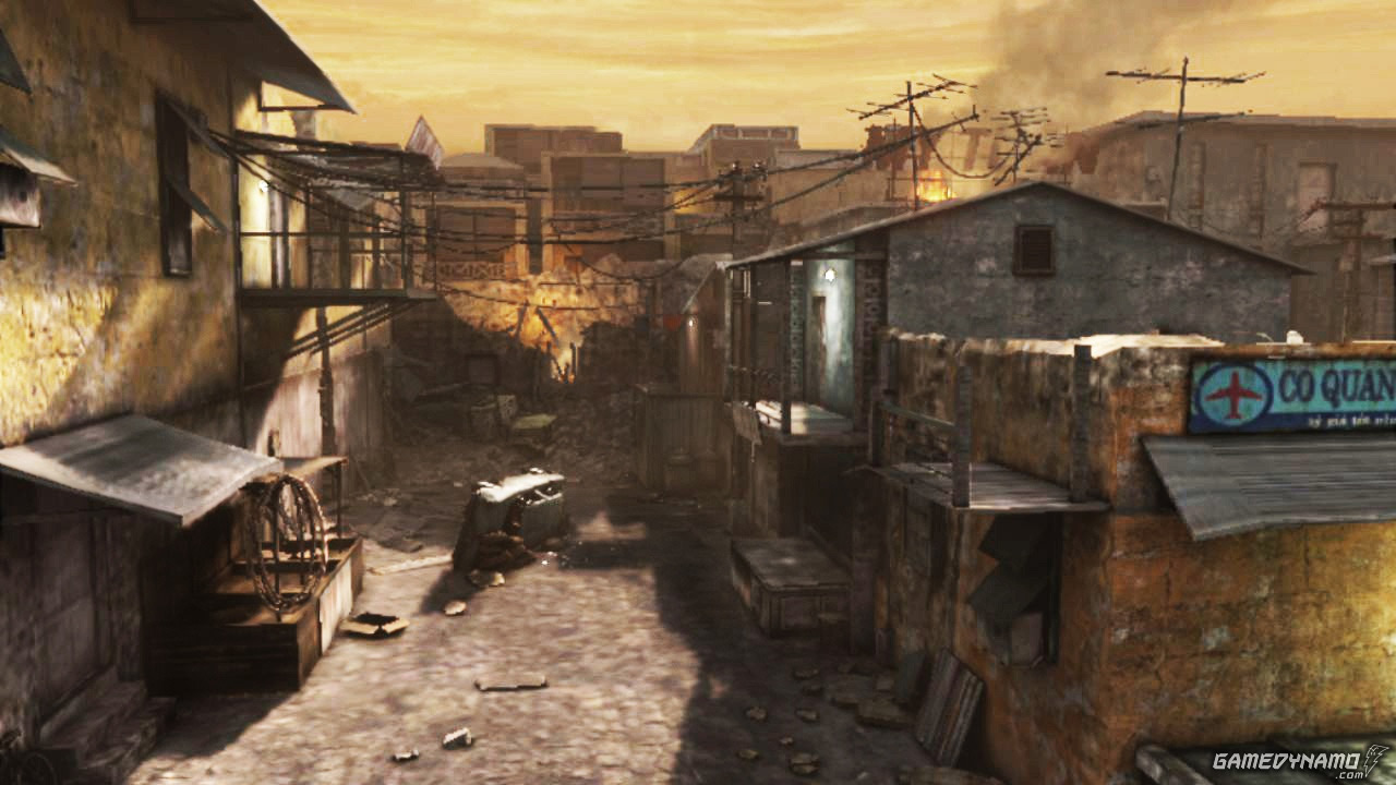 Call of Duty: Black Ops Declassified (PS Vita) Preview Screenshots