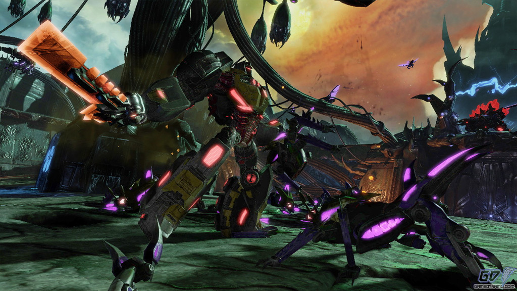 Transformers: Fall of Cybertron (PC, PS3, Xbox 360) Review Screenshots