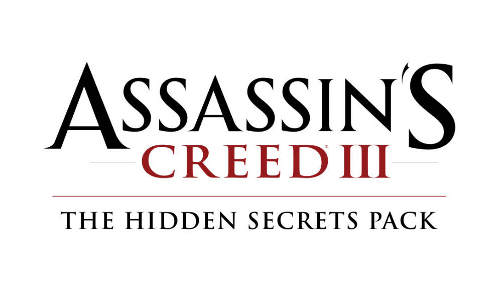 Ubisoft announces the Hidden Secrets Pack for Assassin's Creed III