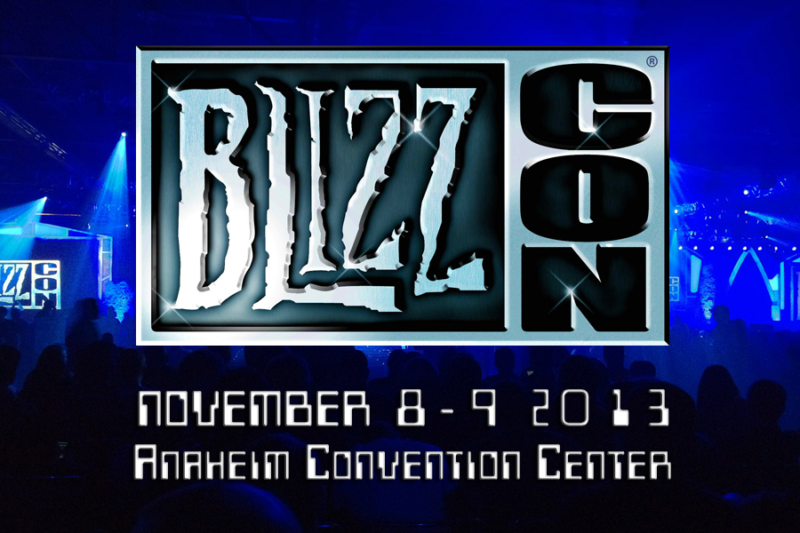 BlizzCon 2013 tickets available this month for $175