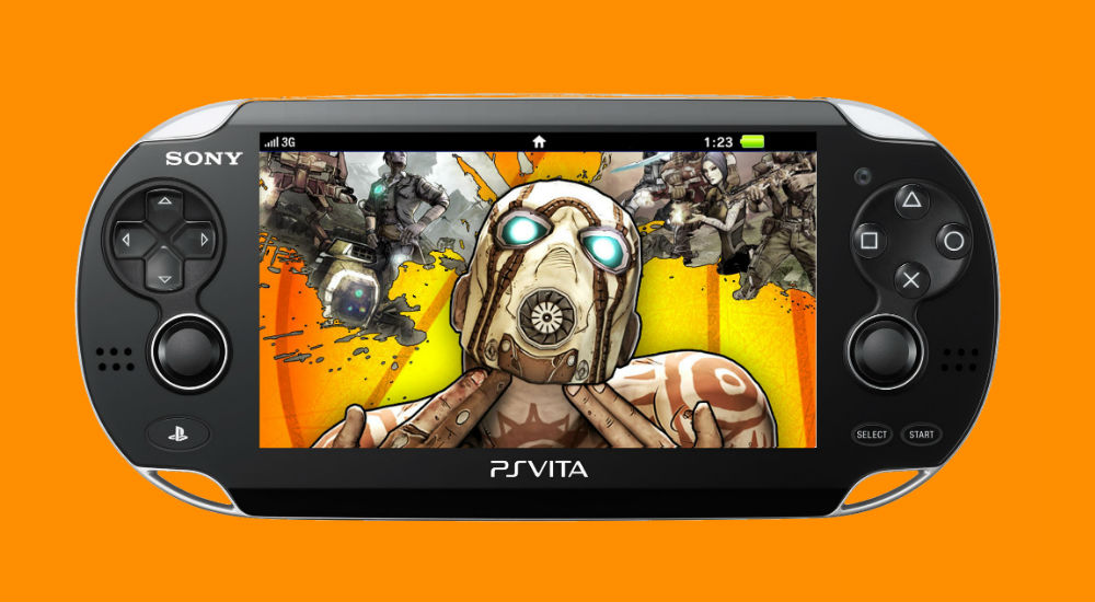 Game News Borderlands Fez And Minecraft Confirmed For The - Minecraft spiele fur ps vita
