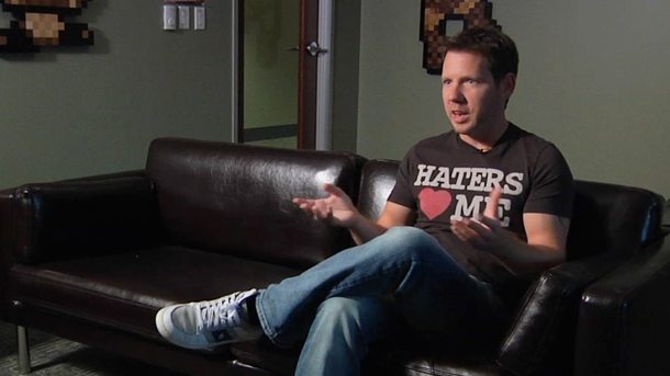 Former Epic Games director Cliff Bleszinski speaks about forming a studio and creating a new IP, 'BlueStreak'