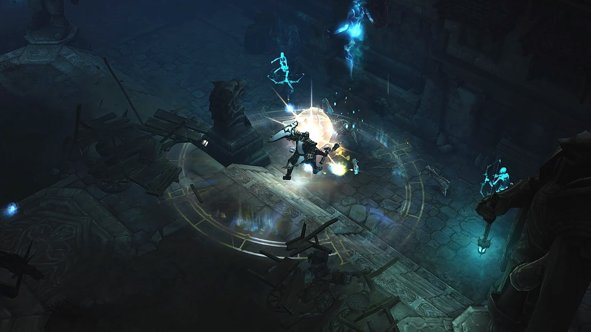 Diablo III 'Reaper of Souls' expansion announced