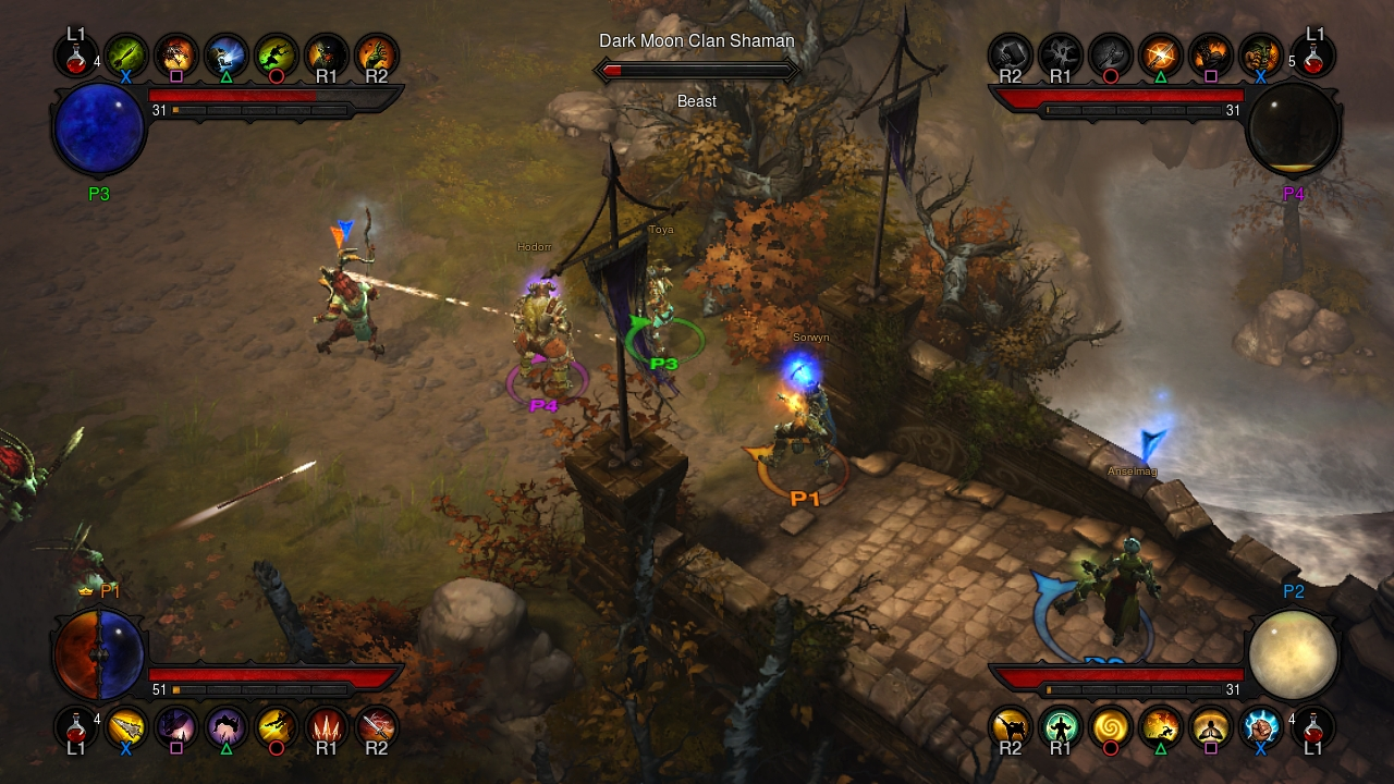 Diablo III coming to PlayStation 3 in September; Xbox 360 version revealed